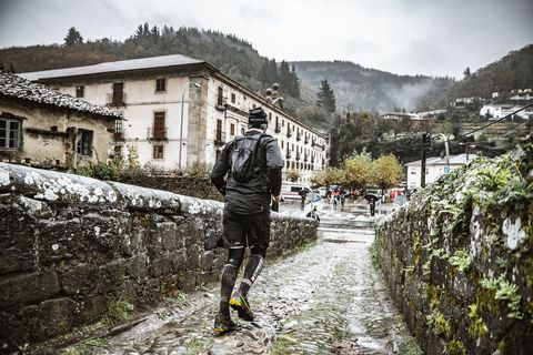 Trail Tierras Pésicas Asturias