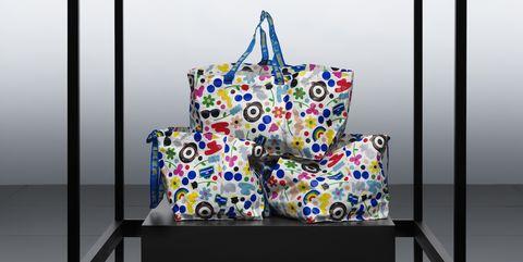 Ikea S Frakta Bag Lack Table Amp Klippan Sofa Gets Makeover In F 214 Rnyad Collection