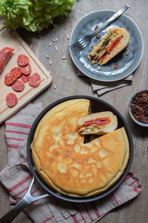 come cucinare la focaccia in padella, la ricetta facile e veloce