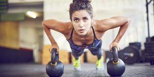 arm workouts - women's health uk