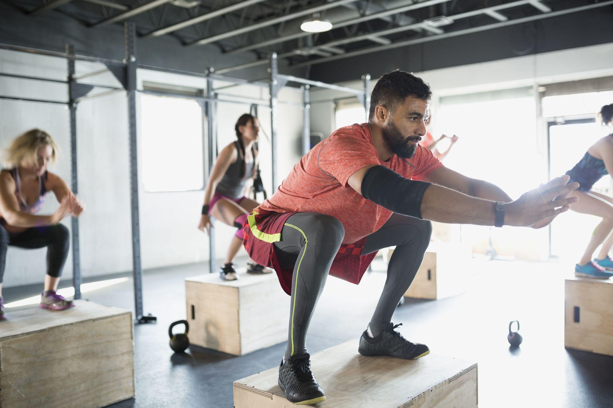 Por qué debes incluir las sentadillas en tu entrenamiento
