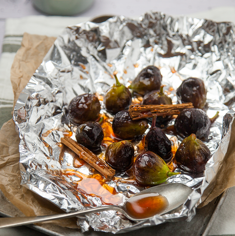 best bbq recipes foil baked figs