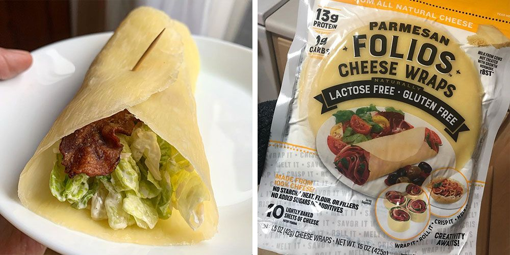 Forget Flour Tortillas Costco Is Selling Cheese Wraps To