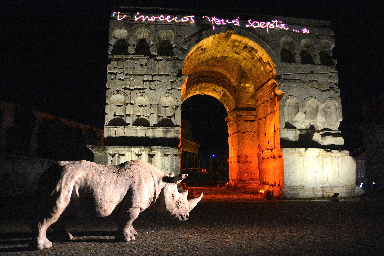 Alda Fendi S Fondazione Alda Fendi Esperimenti In Rome