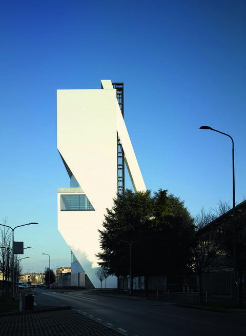 Milano, Fondazione  Prada by OMA, 2018