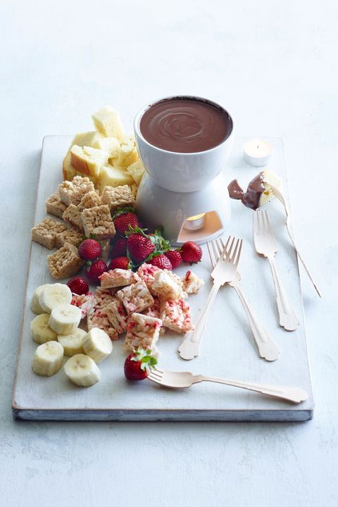 fondue new years eve party ideas