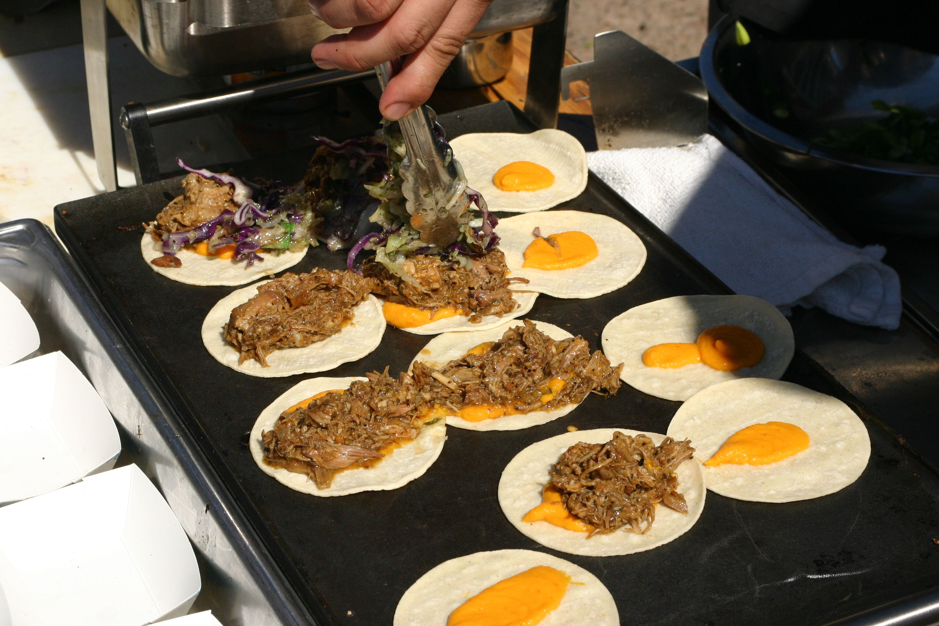 The Arizona Taco Festival Will Serve More Than 200,000 Tacos This Weekend