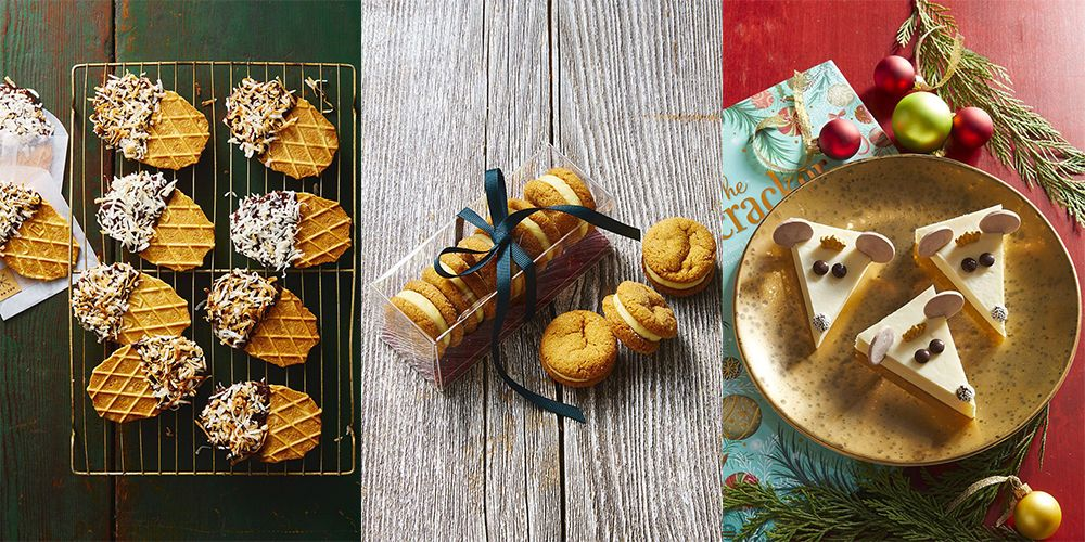 45 Homemade Christmas Food Gifts - Best Edible Holiday Gift Ideas