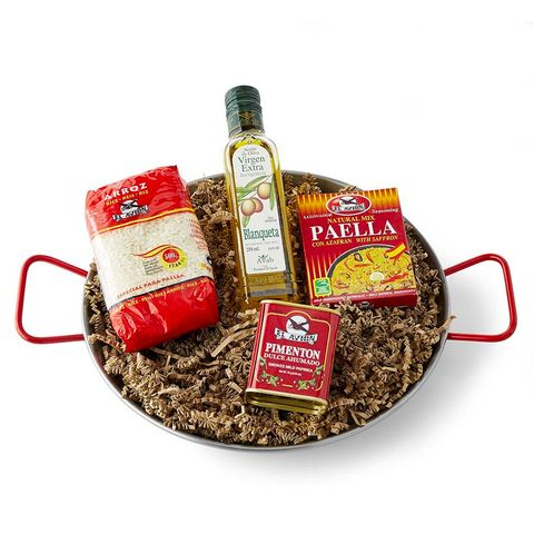Food Gifts Spanish Paella Gift Set