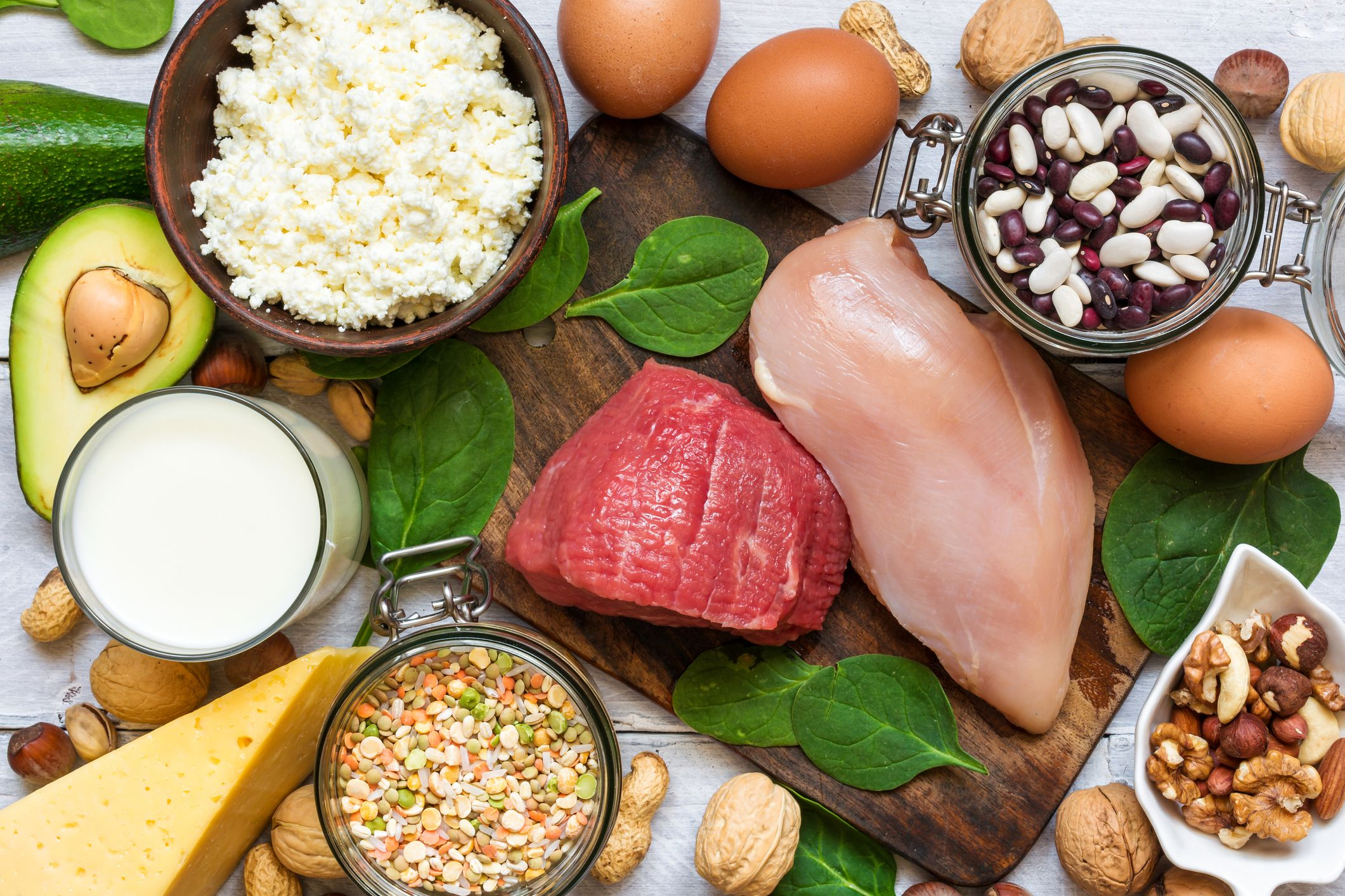 can a low protein diet be healthy