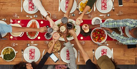 Food is best enjoyed with friends