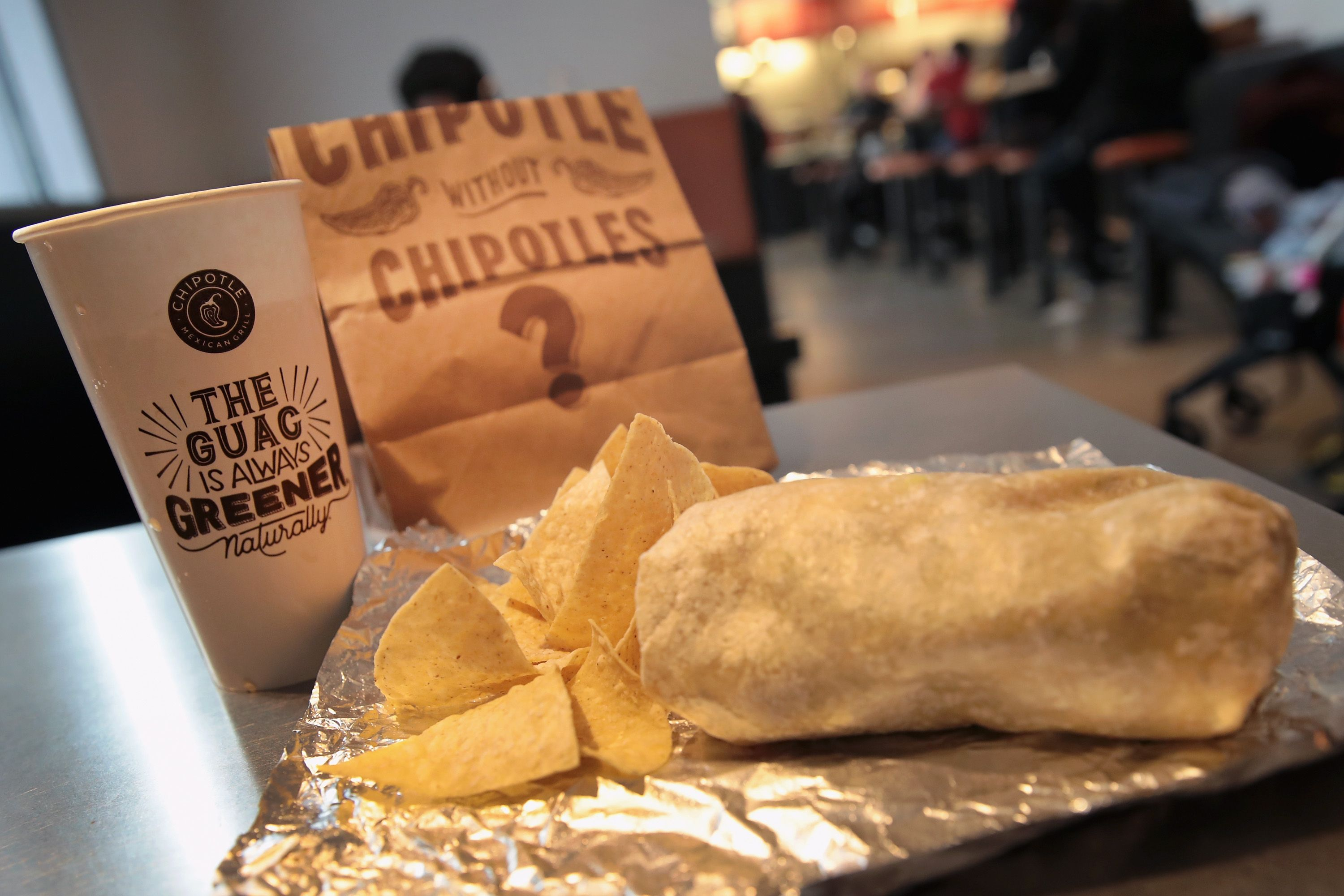 Chipotle Is Finally Launching A Delivery Service, And You Can Get