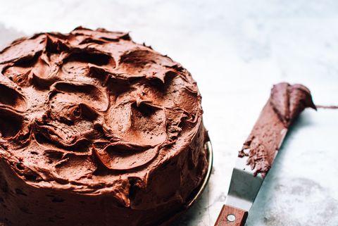 Recept: Chocolade-bietentaart