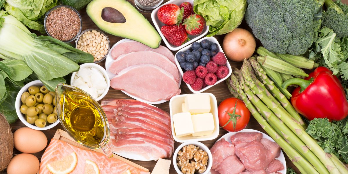 Keto Diet Foods - What You Can and Can't Eat on the Keto Diet