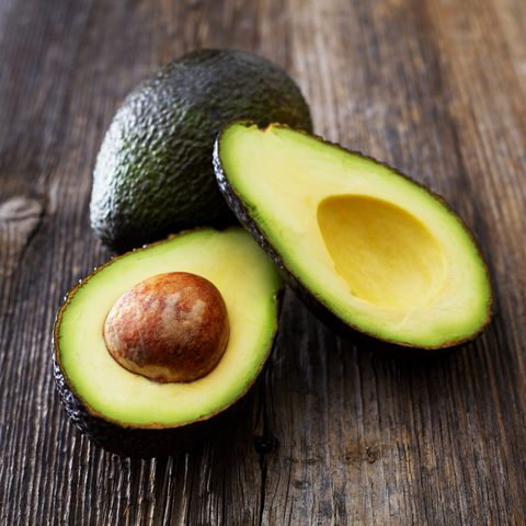 food to keep in freezer avocado