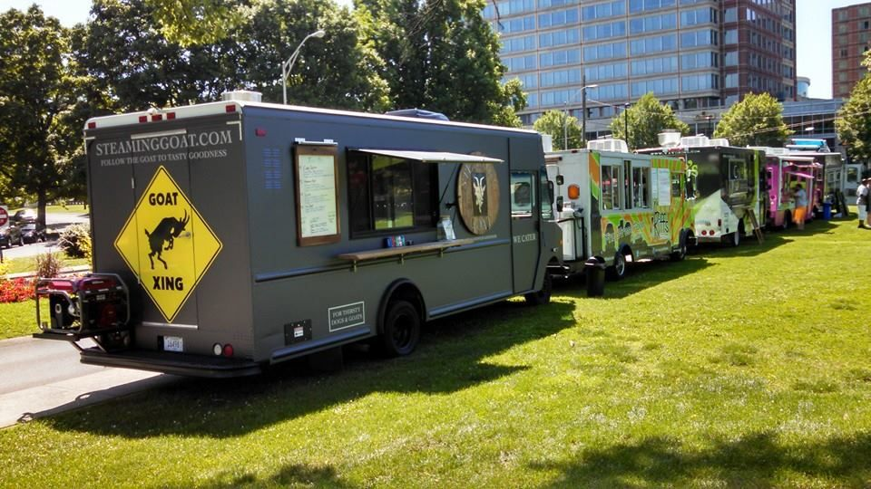 The Top 10 Food Truck Cities In America