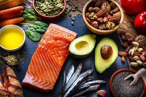 food with high content of omega3 fats