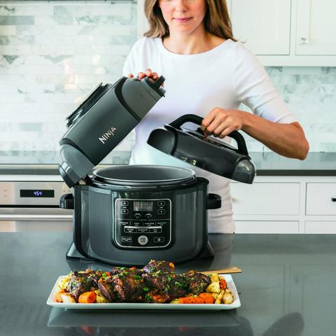 Ninja Joins The Multi Cooker Revolution With The Foodi Ninja Foodi Review
