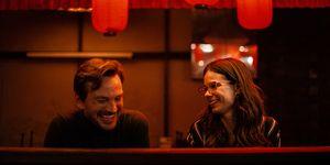 """Laia Costa y Guillermo Pfening en """"Foodie Love"""" de Isabel Coixet"""