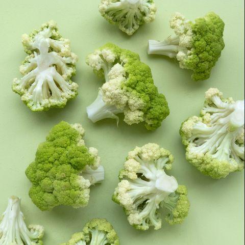 Cauliflower, Cruciferous vegetables, Leaf vegetable, Flower, Broccoli, Plant, Vegetable, Food, Wasabi, Produce,