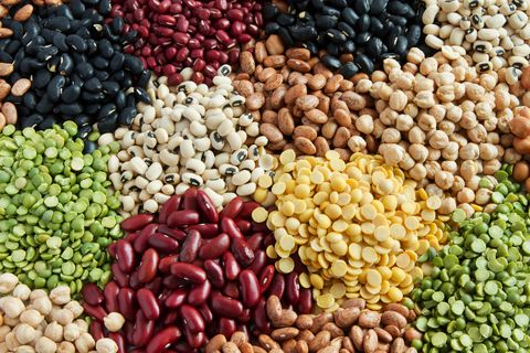foods to avoid with IBS beans legumes