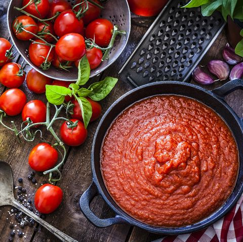 foods you don't need to make cooking marinara