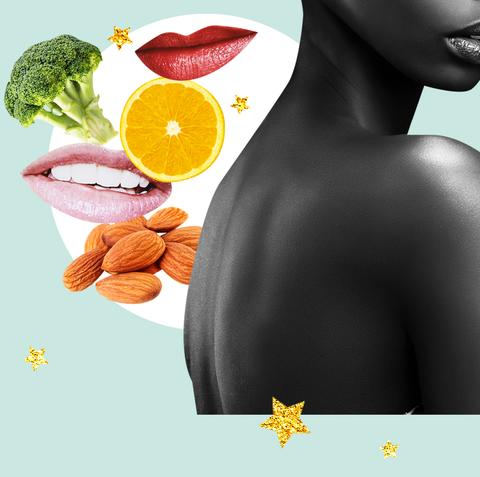 Skin, Fried egg, Junk food, Illustration, Food, Neck, Vegetarian food, Dish, Breakfast,
