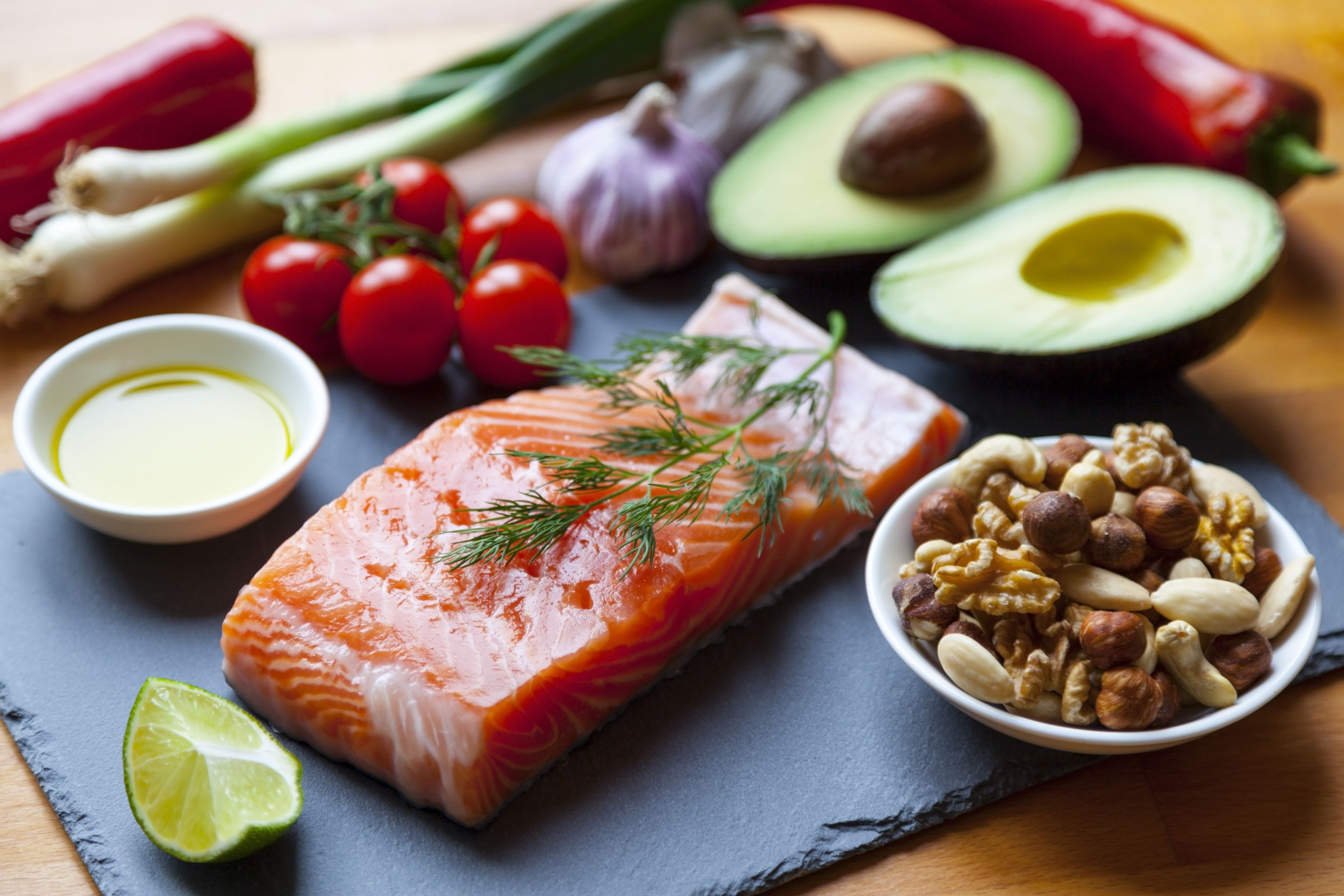 dash diet for people who cant eat fish