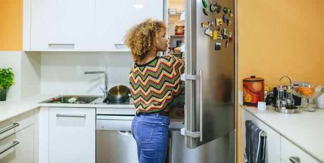 foods not stored in fridge