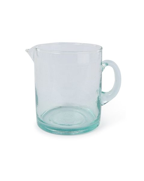 Pitcher, Drinkware, Turquoise, Product, Aqua, Glass, Jug, Tableware, Cup, Serveware,
