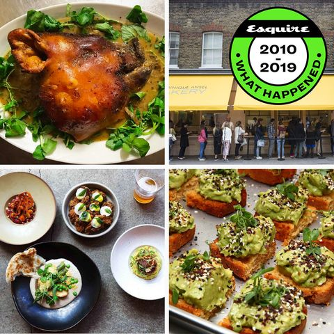 London Chefs On The Biggest Food Trends Of The 2010s