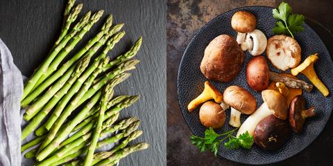 吃香菇、蘆筍易有體味?營養師:女生多吃這2樣水果改善「私密處」異味