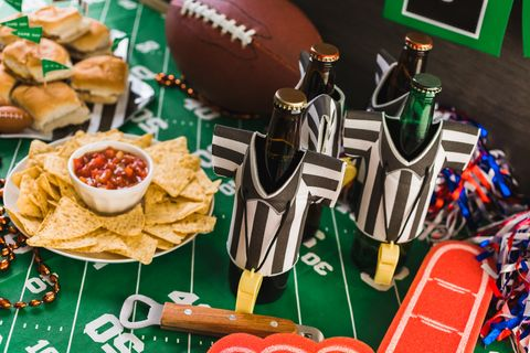 13 Best Super Bowl Party Ideas 2019 Fancy Football Decorations