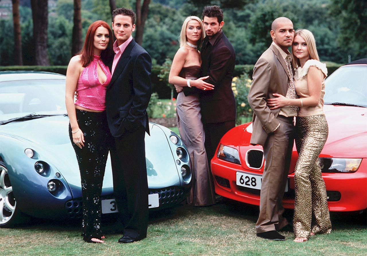 Footballers' Wives is coming back – but there's a twist