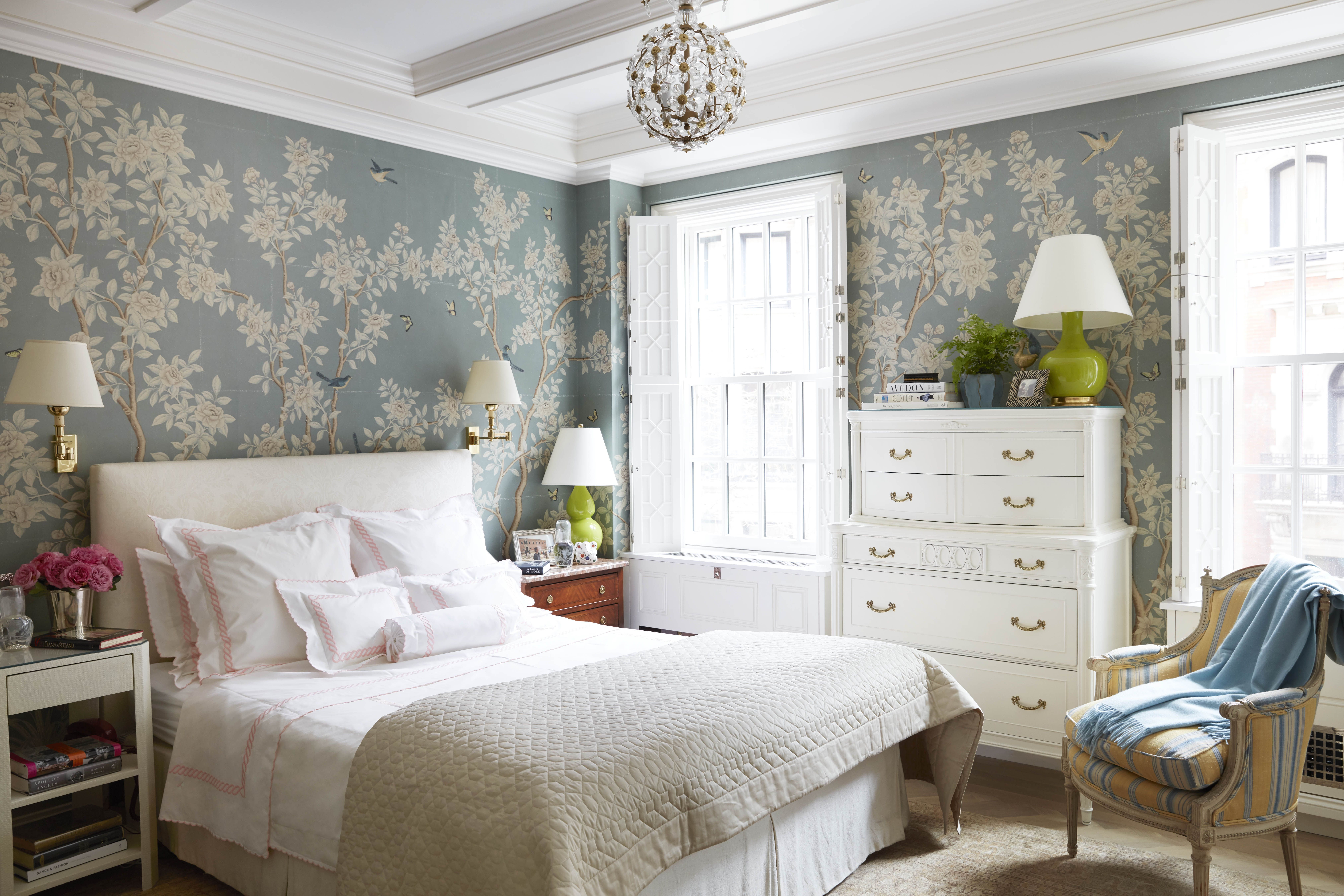 10 Best Bedroom Wallpaper Ideas - Designer Wallpaper for Bedrooms