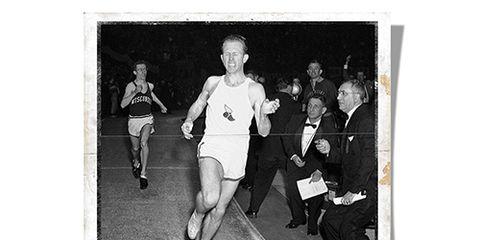 Fred Wilt, FBI Runner