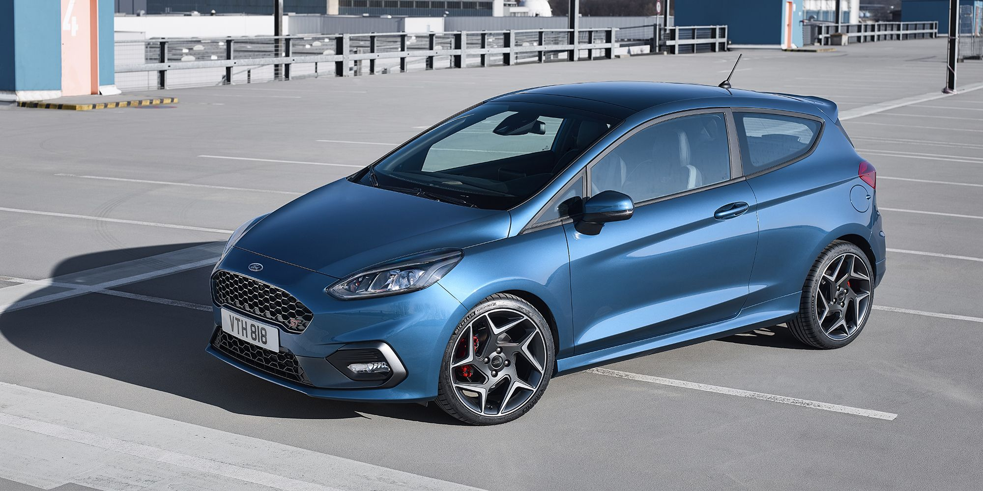 The new ford fiesta st could still come to the us