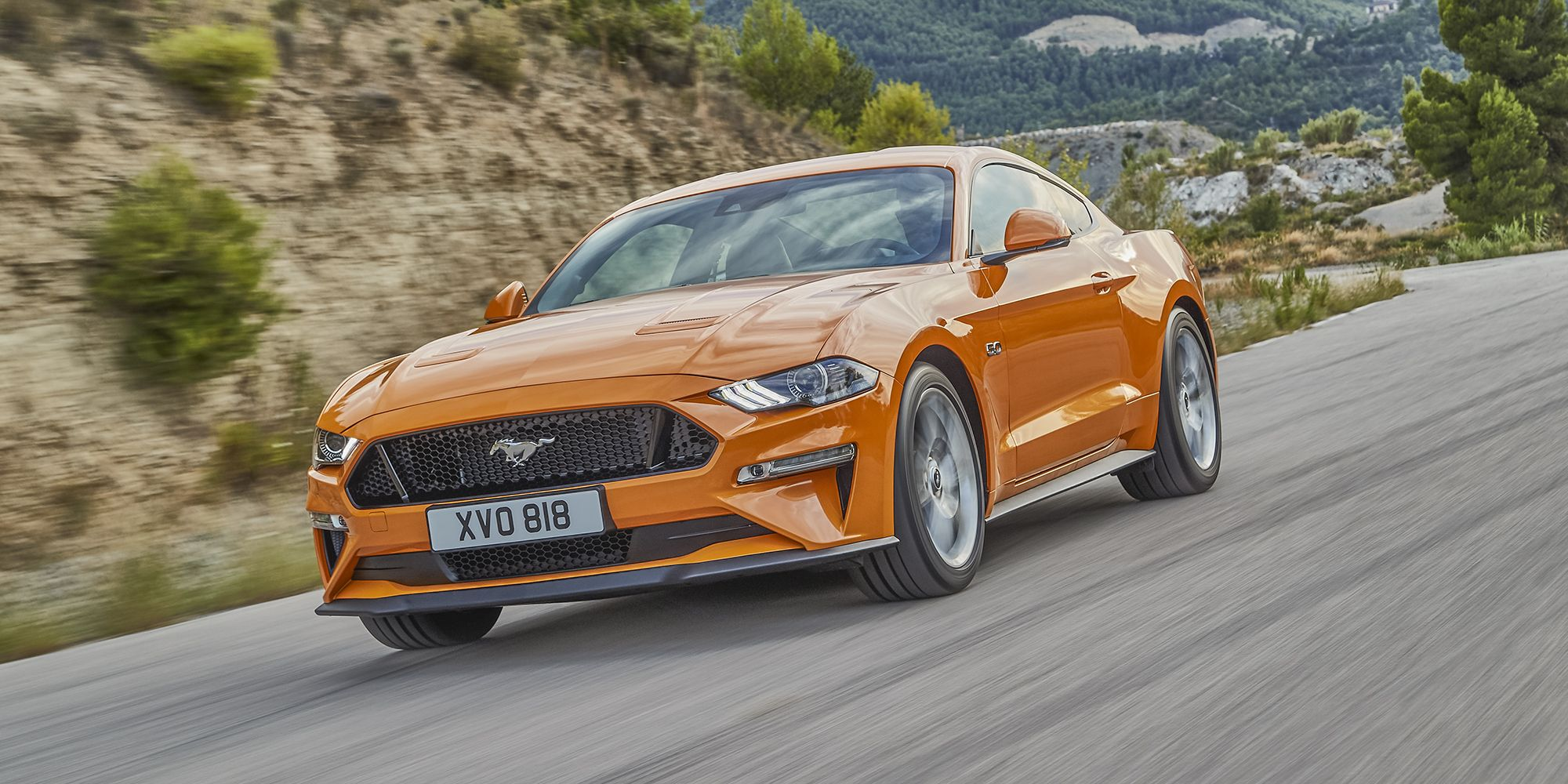 Ford is possibly cooking up a hotter mustang gt