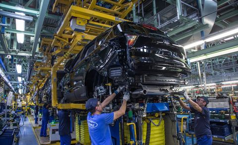 Ford Will Cut 12,000 Jobs in Europe as Part of Ongoing Restructuring Plans