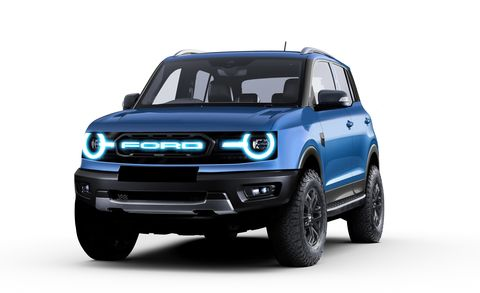 2021 Ford Bronco Sport Confirmed What We Know So Far