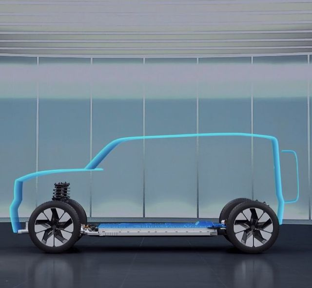 ford electric bronco