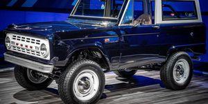 1968 Ford Bronco restomod