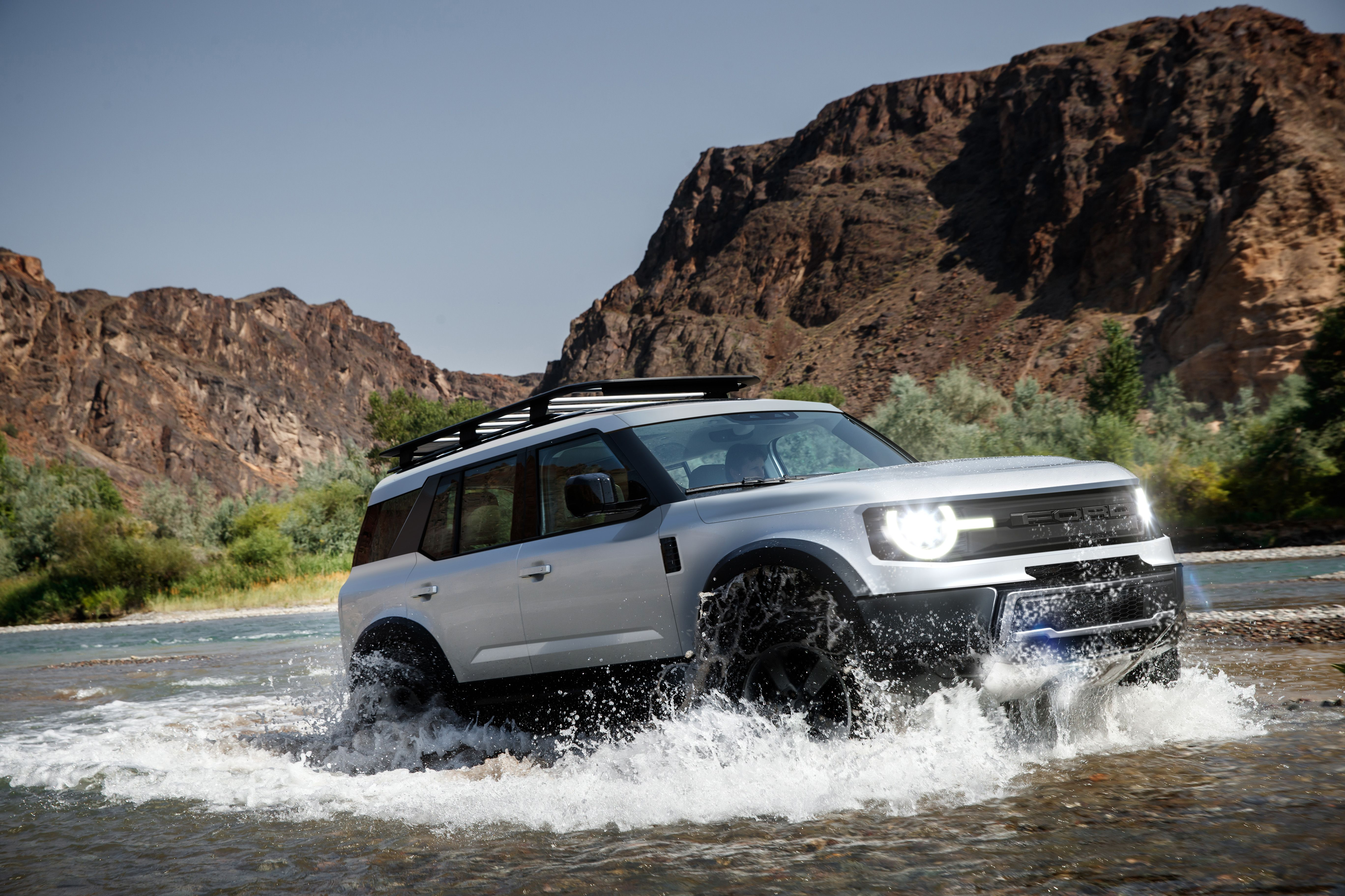 2021 Ford Bronco Specs Review