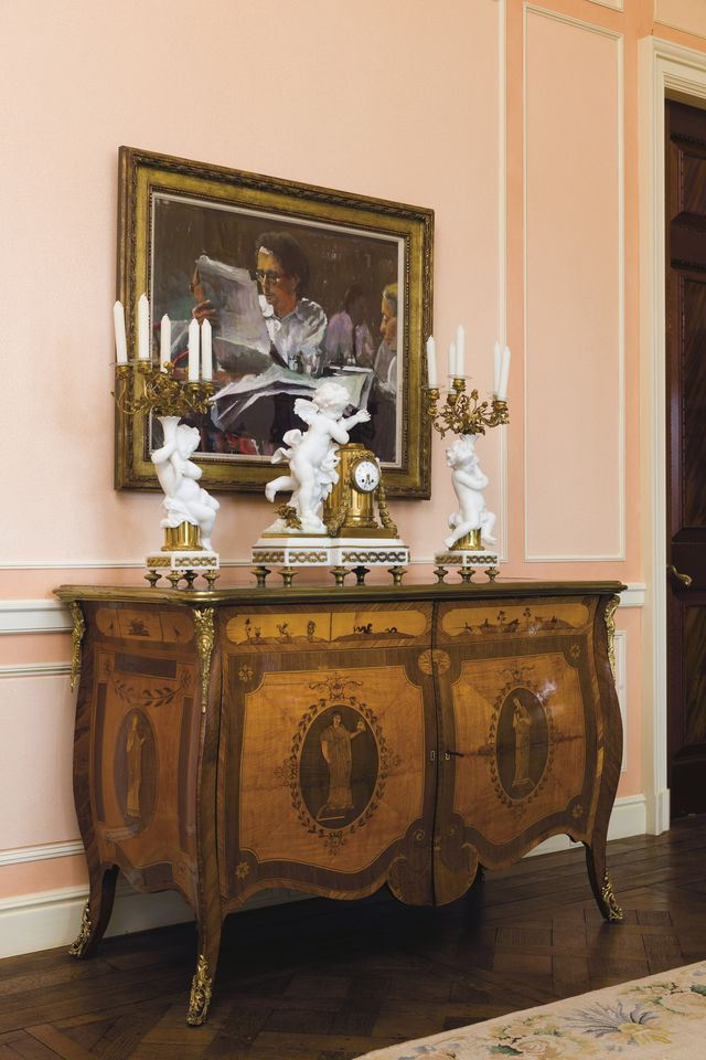 townley herculaneum commode christie's auction mrs henry ford