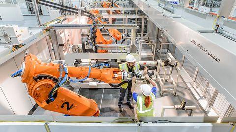 Ford Dagenham plant