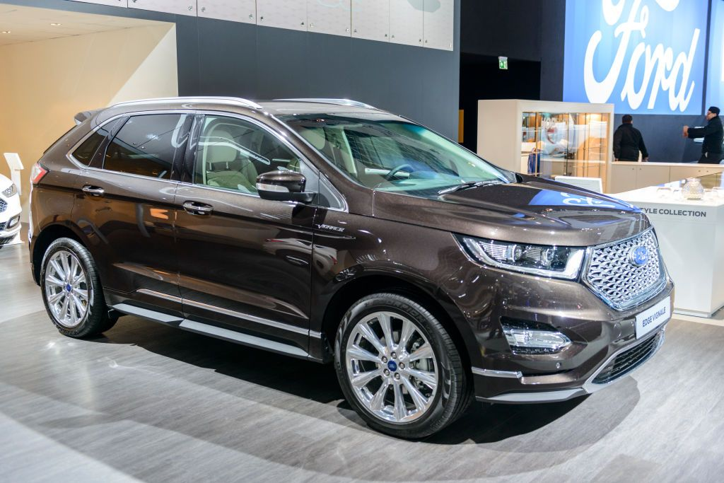 2019 And 2020 Ford Edge Colors Quick Guide