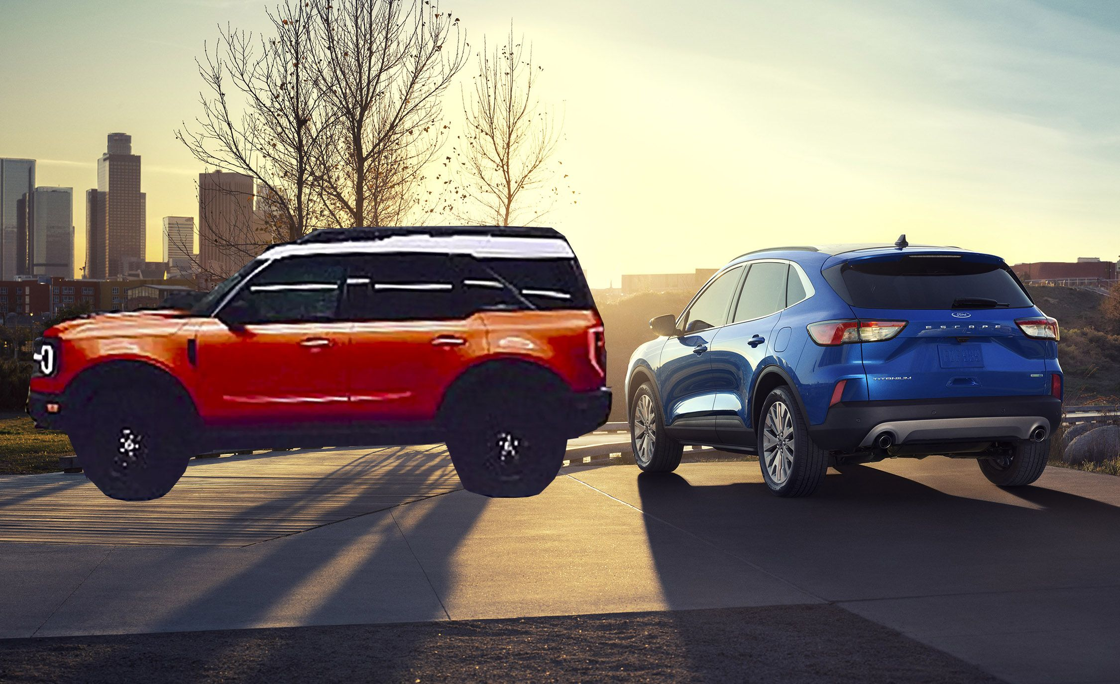 2020 Ford Escape Spy Photos, Pictures, Interior >> 2020 Ford Escape Crossover Design Baby Bronco Suv Coming