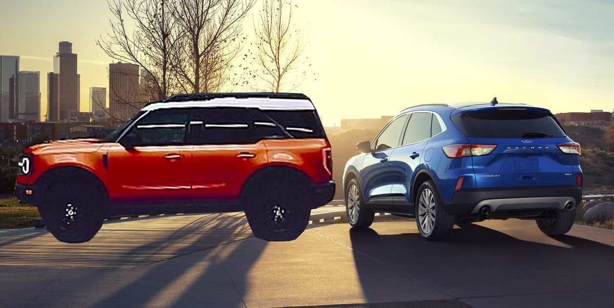 Smart Choice Auto >> 2020 Ford Escape Crossover Design – Baby Bronco SUV Coming
