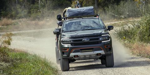 ford expedition timberline offgrid concept