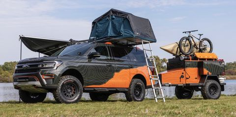 ford expedition timberline off grid concept